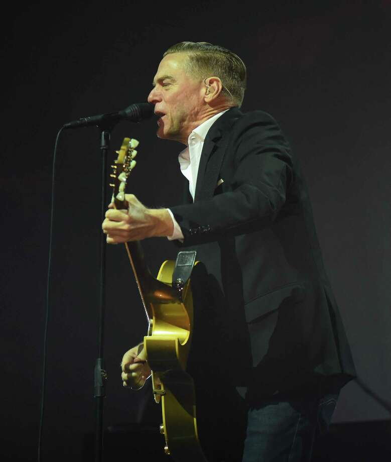 Bryan Adams played for a nearly sold-out Mohegan Sun Arena on Thursday, June 15, 2017, in Uncasville, CT. Photo: John Nash / Hearst Connecticut Media / Norwalk Hour