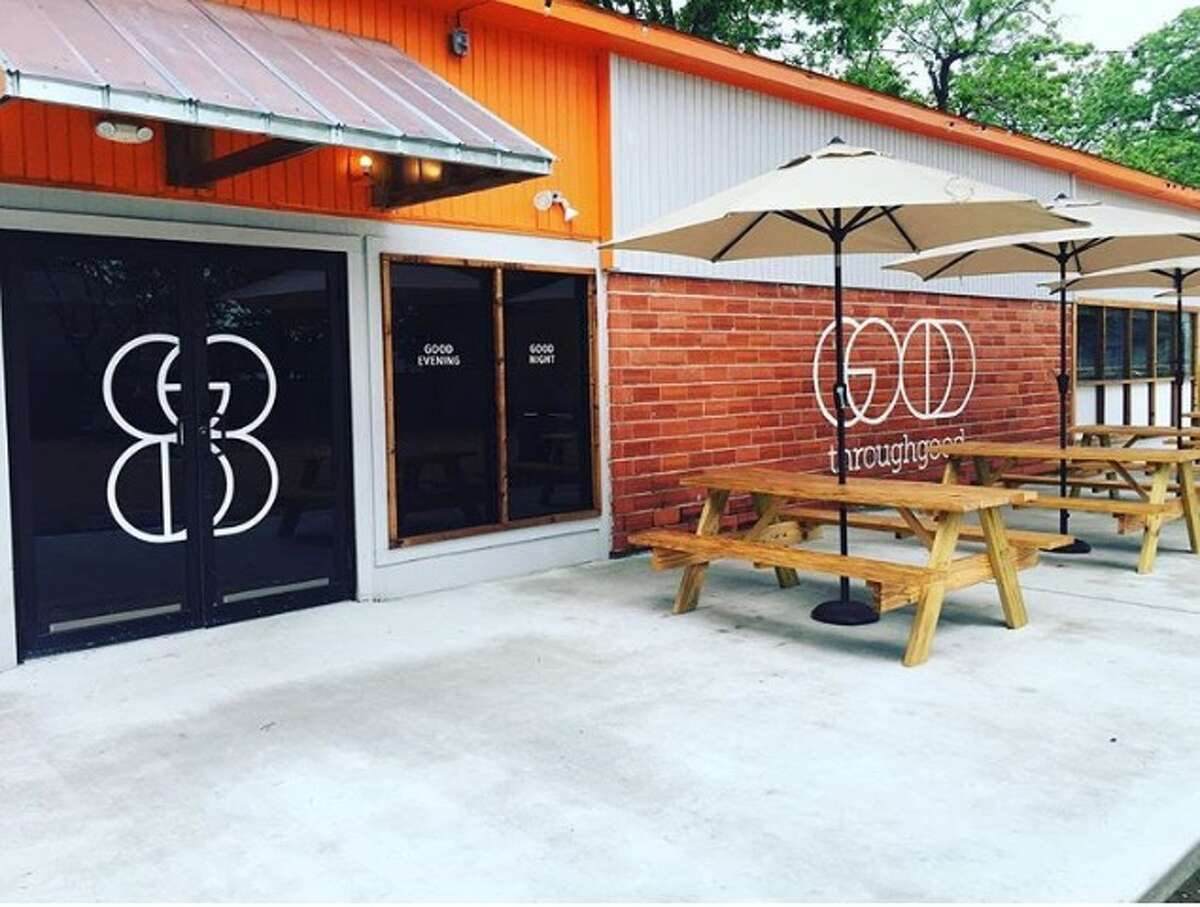 Beyonce's pastor Rudy Rasmus has opened Throughgood Coffee in the Heights.