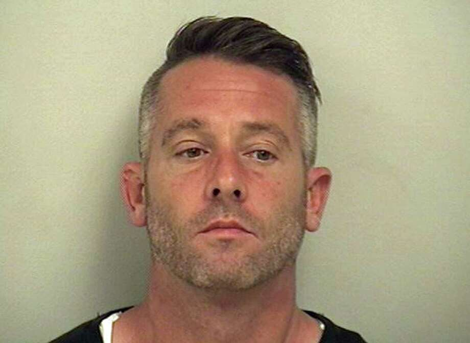 Westport police arrested Troy Amarante, 42, of Wallingford, on Tuesday, June 13, 2017. Photo: Contributed Photo / Westport Police Department / Contributed Photo / Connecticut Post Contributed