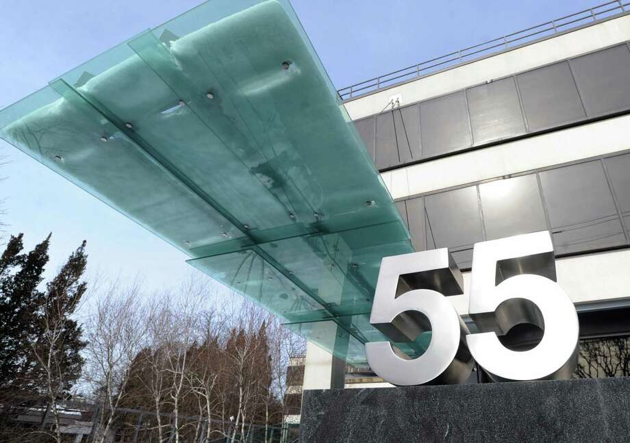 The 55 Railroad Ave. office building in Greenwich, Conn., where Venetus Partners listed its main office after its 2016 launch. Photo: Bob Luckey / Bob Luckey / Greenwich Time