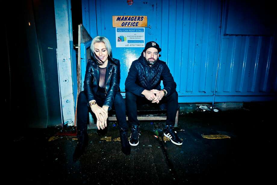 As Phantogram, Sarah Barthel and Josh Carter are among the leading indie rockers of the past decade. Photo: Wolf James