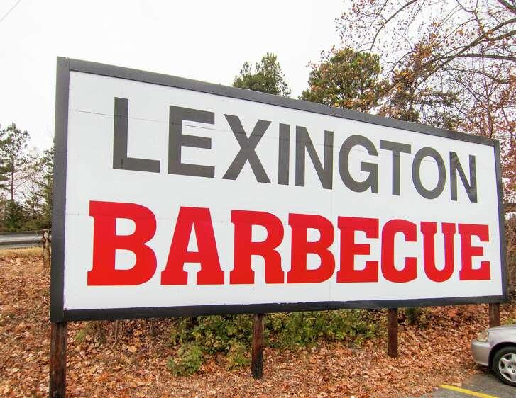 Lexington Barbecue in Lexington, N.C.