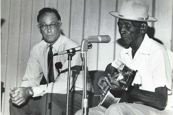 Family tradition: Son releases John Lomax Jr.'s unearthed folk ...