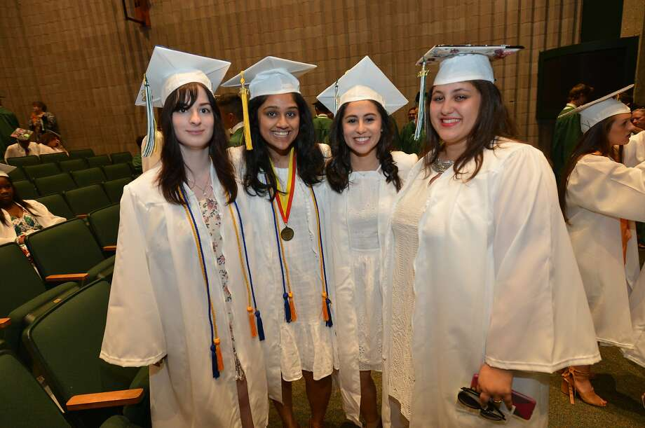 Norwalk High School class of 2017 commencement exercises on Wednesday June 14, 2017 in Norwalk Conn. Photo: Alex Von Kleydorff, Hearst Connecticut Media