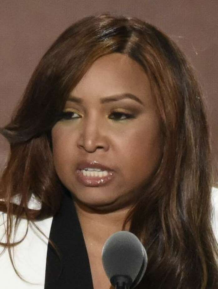 Lynne Patton at the 2016 Republican National Convention in Cleveland, Ohio. Photo: Ida Mae Astute / ABC Via Getty Images / 2016 American Broadcasting Companies, Inc.