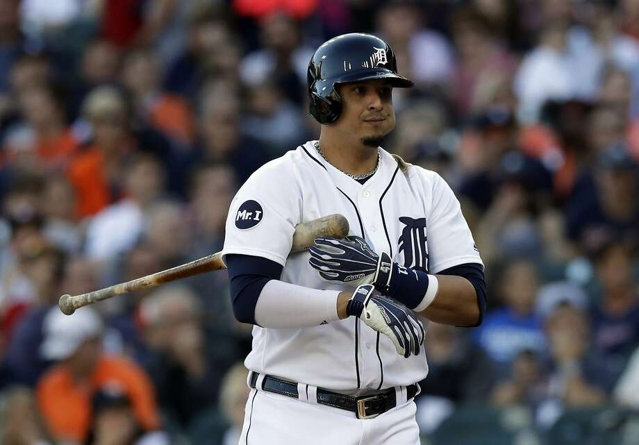 Tigers DH Victor Martinez released from hospital