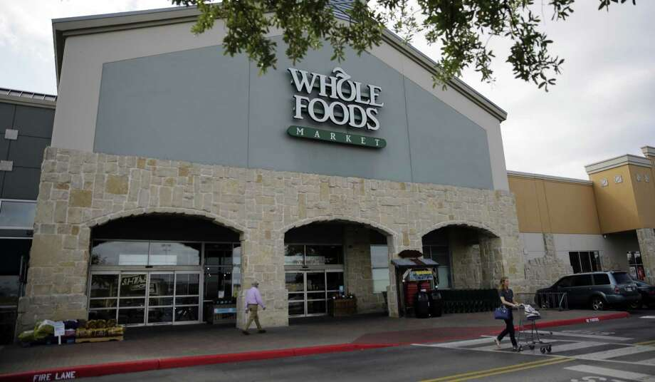 Whole Foods Market shareholders agreed Wednesday to sell the Austin grocery chain to Amazon for $13.7 billion. Photo: Eric Gay /Associated Press / Copyright 2017 The Associated Press. All rights reserved.