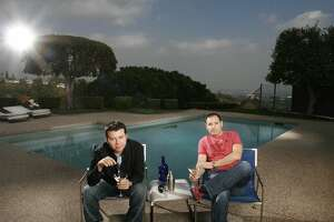 Electronica duo The Crystal Method