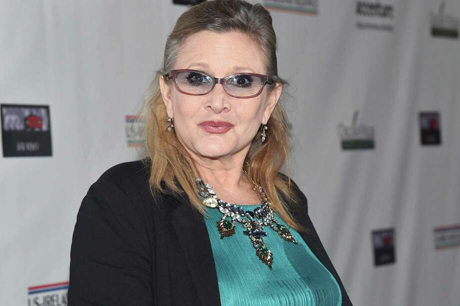 Carrie Fisher | Photo Credits: Alberto E. Rodriguez, Getty Images for  US-IRELAND ALLIANCE / 2015 Getty Images