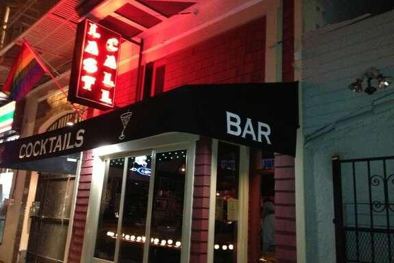 Last call bar