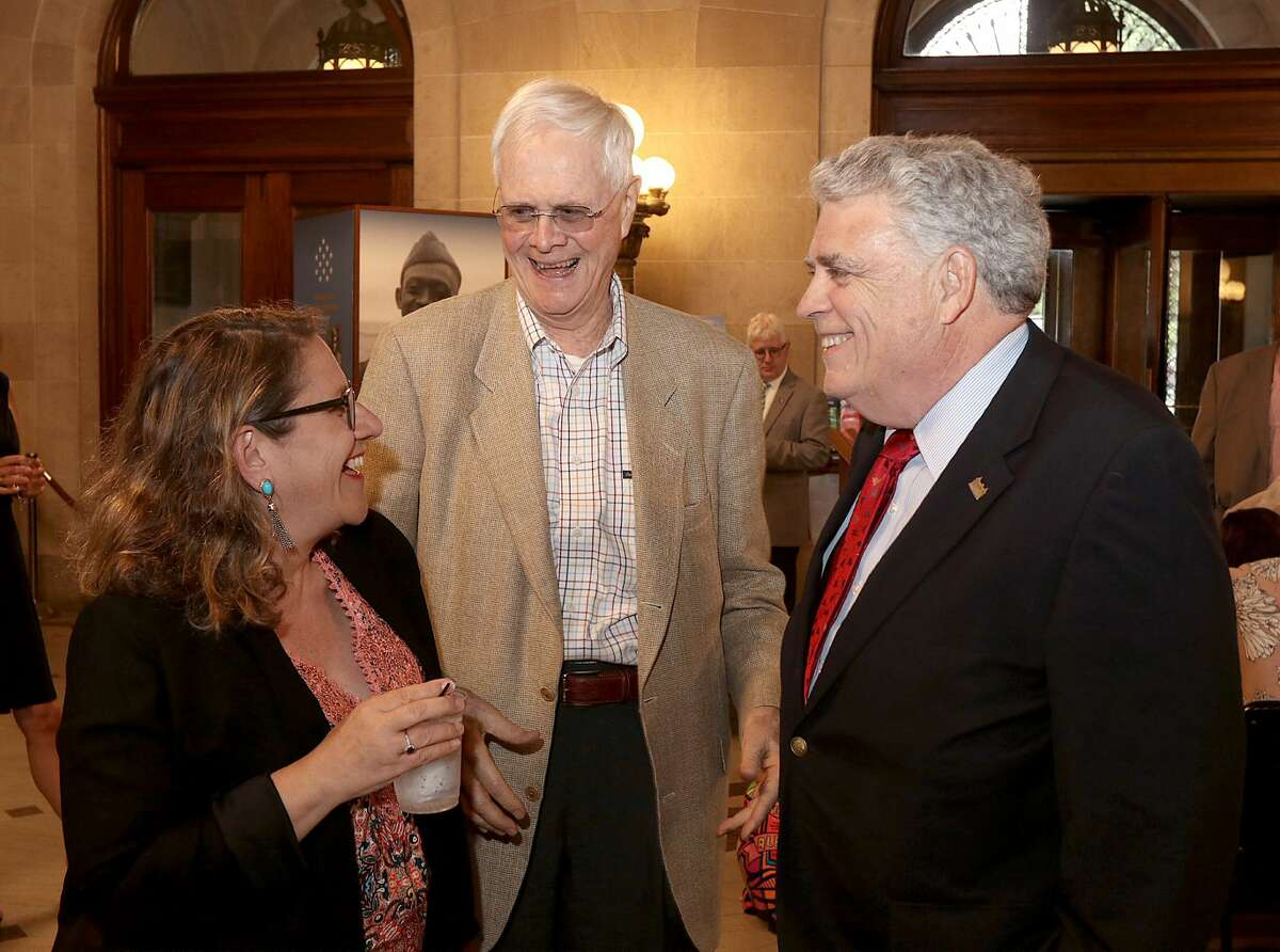 Were you seen at the Downtown Albany Business Improvement District's Downtown Garden Party andDowntown is Pawsomelaunch honoring historian, author and former NYS AssemblymemberHon. Jack McEneny, on Friday, June 17, 2017 at Albany City hall?