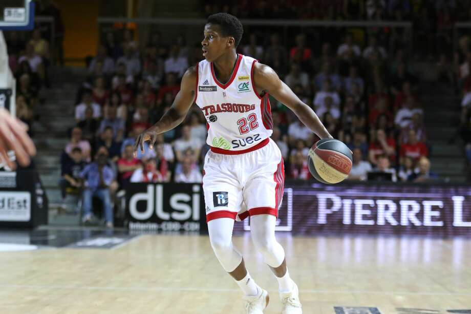 5. Frank Ntilikina, StrasbourgAge/Height: 18, 6-5A traditional point guard with skills and athleticism to match, he has good length and vision for the position. The French guard turned heads with his under-18 tournament performance in December. Photo: NurPhoto/NurPhoto Via Getty Images