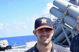 Lumberton native Josh Mason , 22, was aboard the USS Fitzgerald when it collided with a merchant ship off the coast of Japan on Friday. He family has confirmed he is safe.