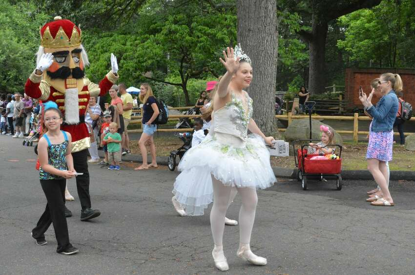 The Barnum Festival annual Wing Ding Parade took place at the Beardsley Zoo in Bridgeport on June 17, 2017. Kids in costume marched by foot, on floats, wagons and bikes. Were you SEEN?