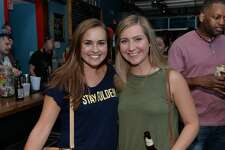 Revelers showed up for a final night of drinks and patio fun at the Stay Golden Social House Friday night June 17, 2017, as the bar closed its doors for good.