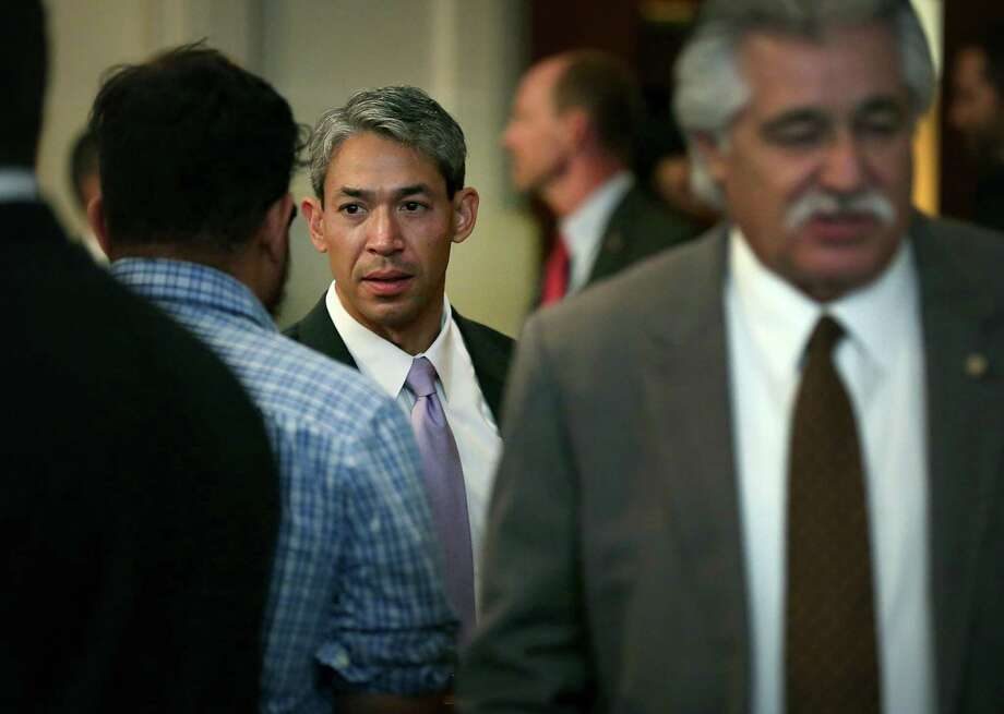 Mayor-elect Ron Nirenberg plans to ask his colleagues to endorse the Paris climate accord that President Trump recently backed out of. Photo: Bob Owen / San Antonio Express-News / ©2017 San Antonio Express-News