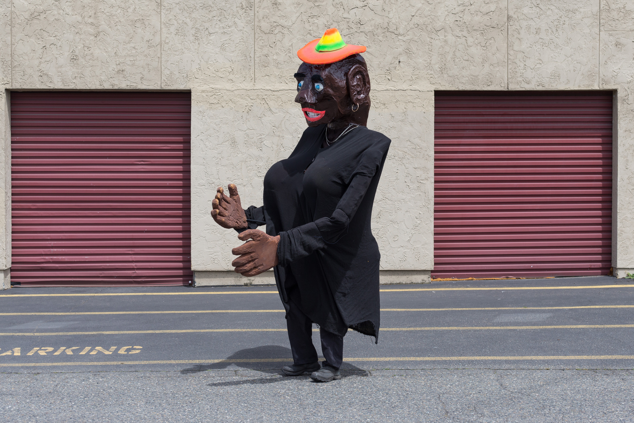 Capitol Honda Service >> Racist puppet angers onlookers at Solstice Parade ...