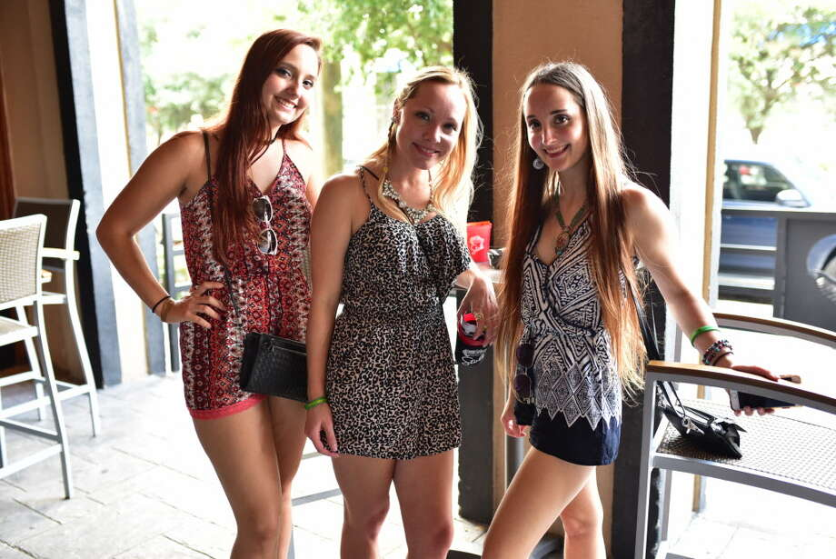 Romper Pub Crawl in Midtown Houston on Saturday June 17, 2017 Photo: Jamaal Ellis, For The Chronicle / ©2017 Houston Chronicle