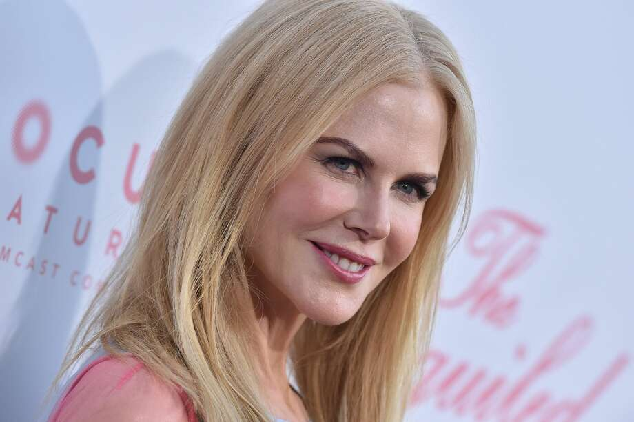 Actress Nicole Kidman arrives at the U.S. Premiere of 'The Beguiled' at Directors Guild of America on June 12, 2017.The actress celebrated her 50th birthday on June 19, 2017... Photo: Axelle/Bauer-Griffin/FilmMagic