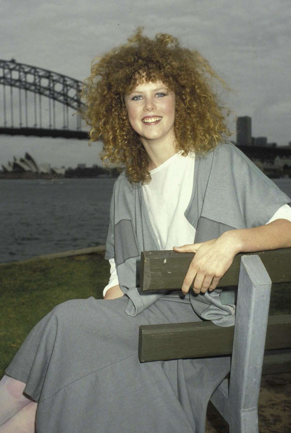 Australian actress Nicole Kidman at a private photo session following the release of her movie,