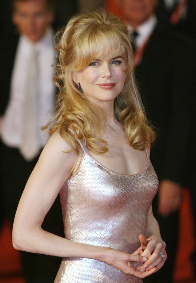 """Rome, ITALY:  Australian actress Nicole Kidman arrives for the screening of """"Fur : An Imaginary Portrait of Diane Arbus """"  during the first edition of Rome film festival, 13 october 2006. Rome's inaugural film festival kicked off with the anticipated world premiere of """"Fur"""". AFP PHOTO / ALBERTO PIZZOLI    (Photo credit should read ALBERTO PIZZOLI/AFP/Getty Images) Photo: ALBERTO PIZZOLI/AFP/Getty Images"""