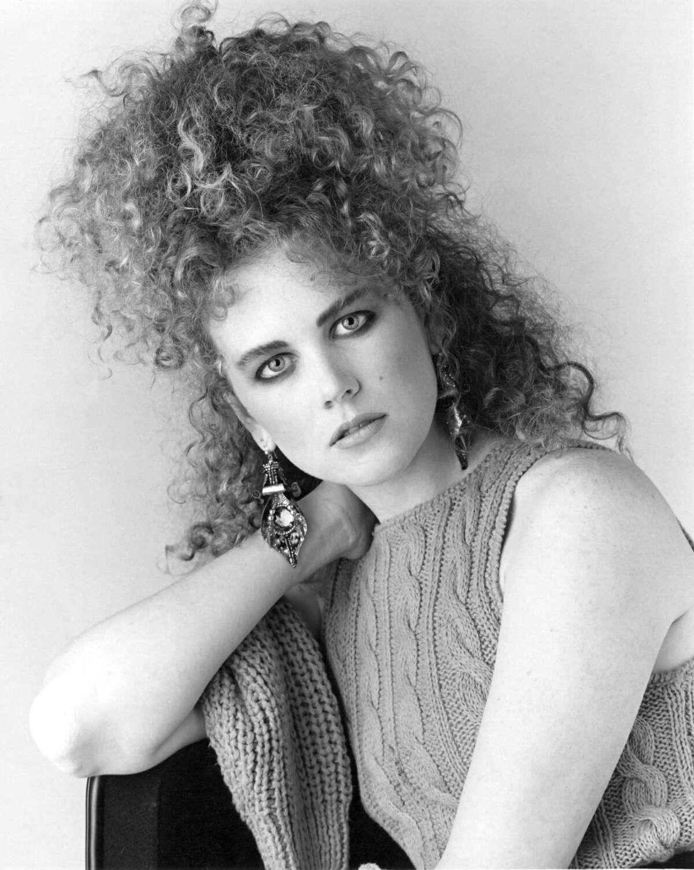 Australian actress, Nicole Kidman in 1987.