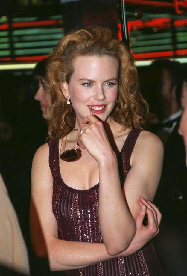 Nicole Kidman Photo: UK Press/UK Press Vis Getty Images