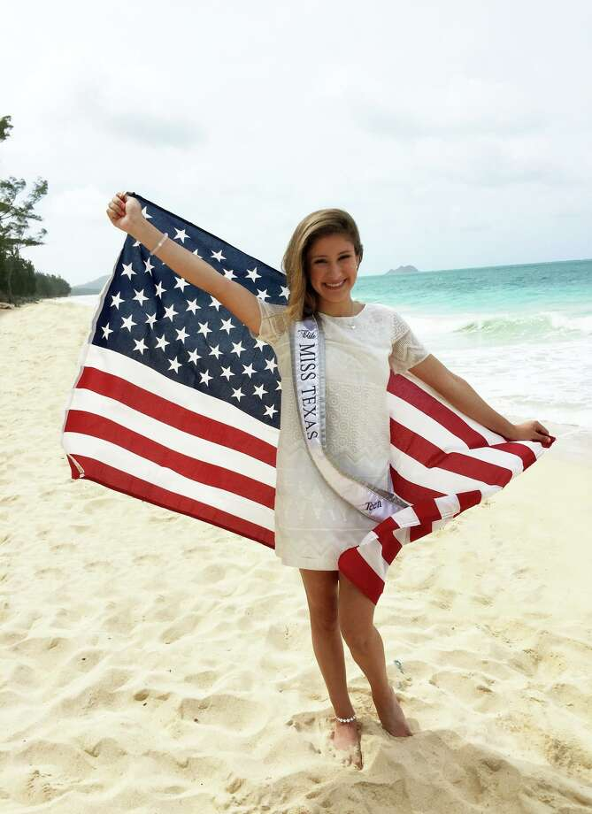 Kayla Black will represent Texas in the National Elite pageant on July 2.
