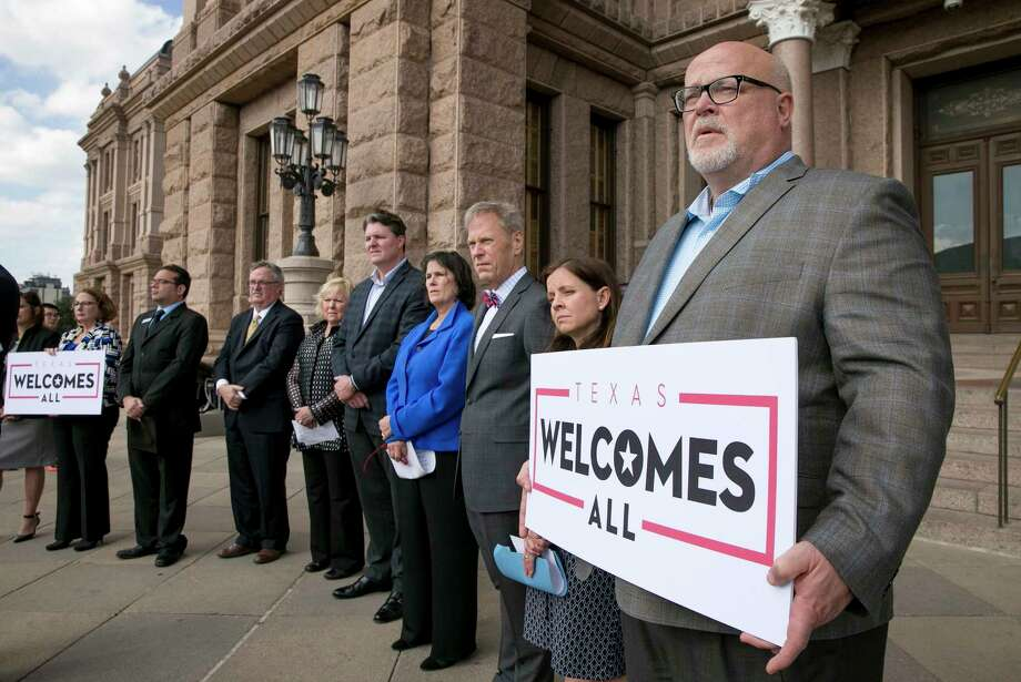Many in the state's business community worry that divisive policies approved by the Legislature will harm the economy. Photo: Jay Janner, MBO / Austin American-Statesman