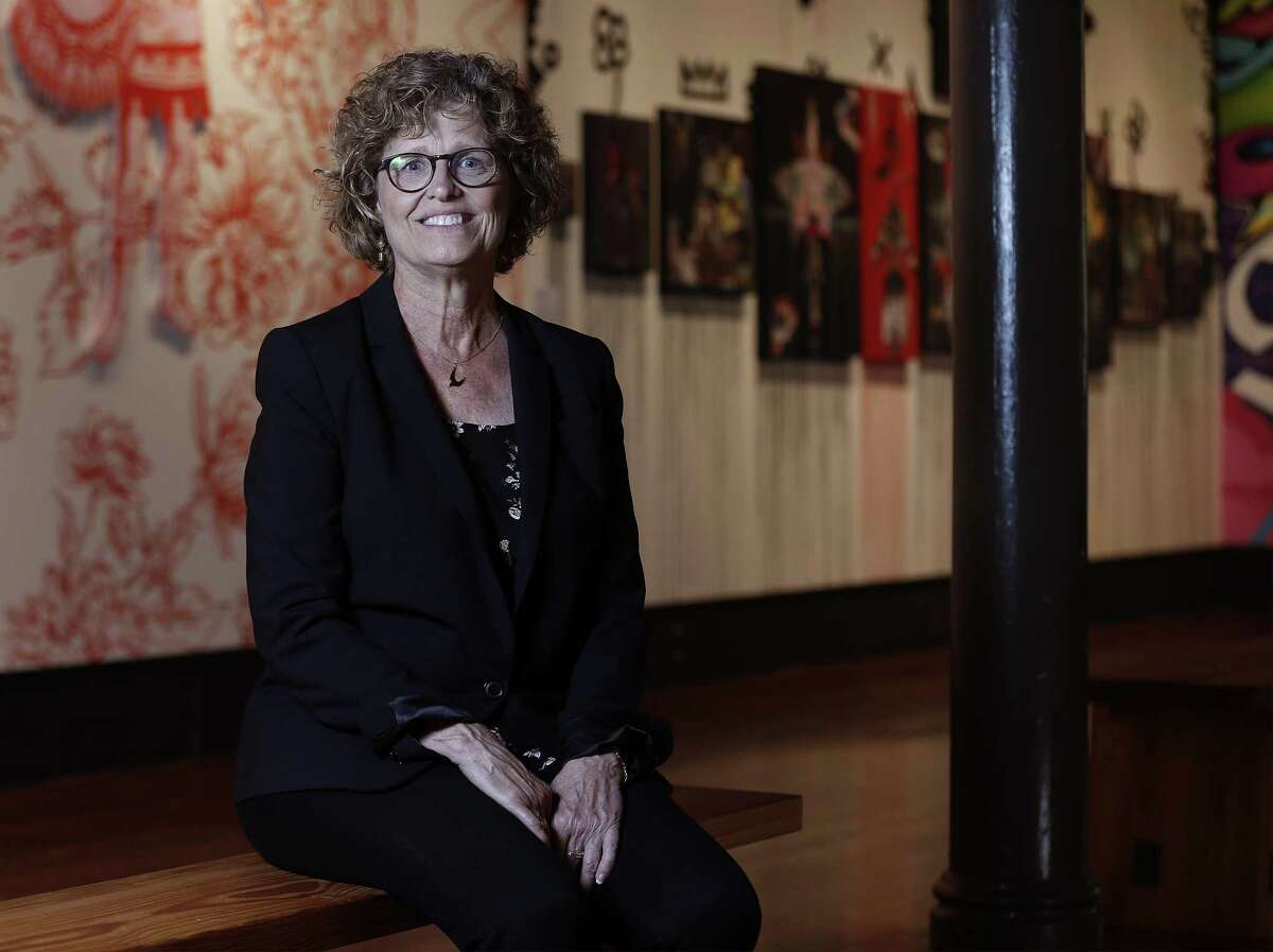 The City of San Antonio's Faith-Based Initiative is headed by the Rev. Ann Helmke, a Lutheran minister who has been at the forefront of interfaith efforts here. (Kin Man Hui/San Antonio Express-News)