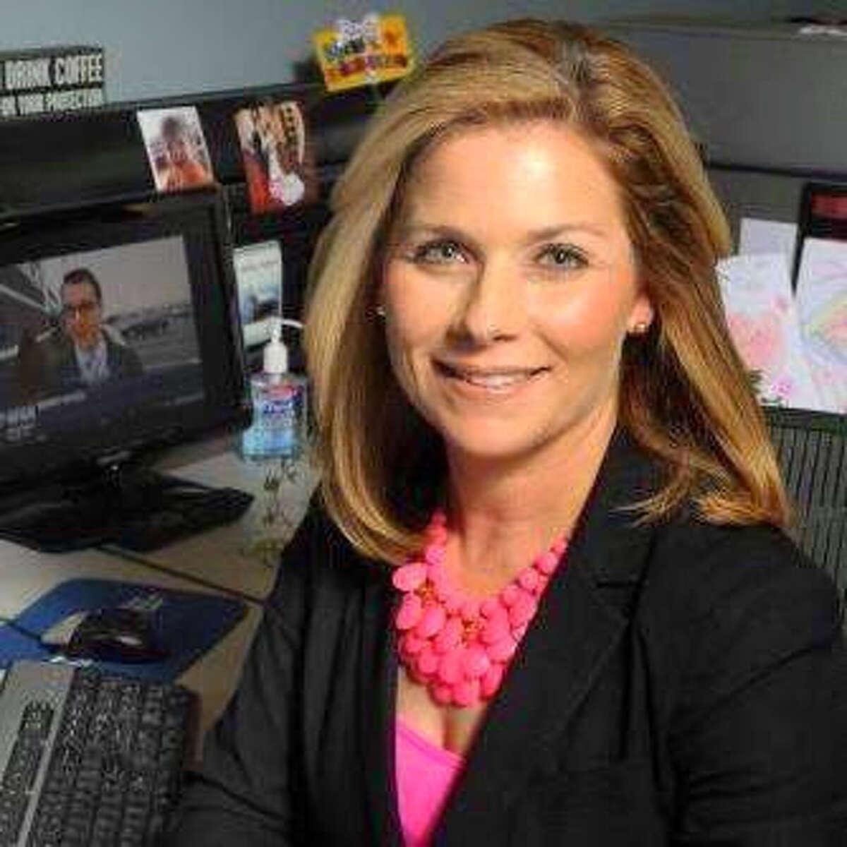 Julie Chapman: Morning anchor at Spectrum News.