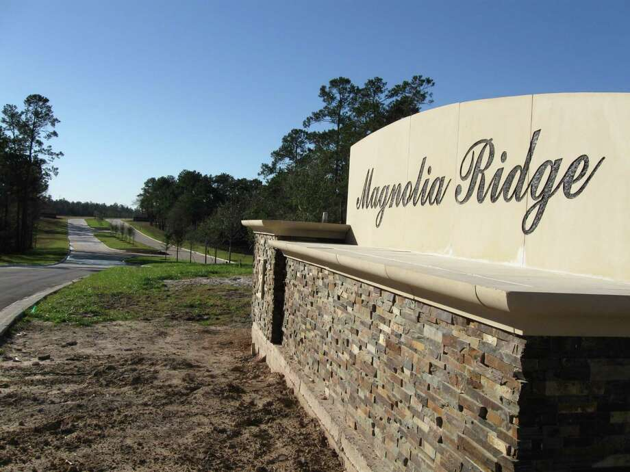 Magnolia City Council members agreed to issue $2 million in bonds to help fund th continued development of Magnolia Ridge off FM 1488. Photo: Tana Ross / The Potpourri