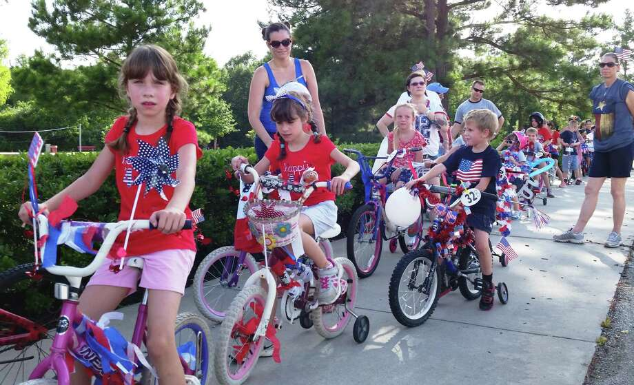 City of Magnolia to host its annual bike parade for Fourth of July event. Photo: Courtesy Photo