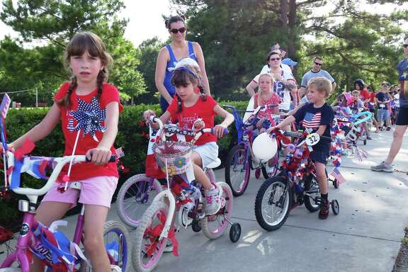 City of Magnolia to host its annual bike parade for Fourth of July event.