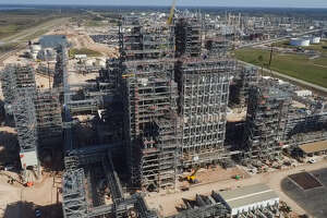 Chevron Phillips Chemical should wrap up construction in the third quarter of 2017 on a polyethylene facility in Old Ocean.