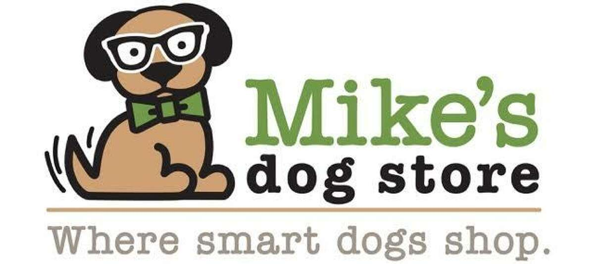 Mike's Dog Store 6338 N. New Braunfels Avenue, 210-824-9247, mikesdogstore.com . Folksy charm and friendly advice. That's the Mike's approach to indulging your dog, be it with the right recommended food for your pooch's special diet or the right answer to your persnickety pet question. Mike's also offers birthday cakes made of peanut butter and rice cereal treats, as well as Chicken Bark chicken jerky treats and rustic Bark Bar food and water bowls with real tree branches for legs.