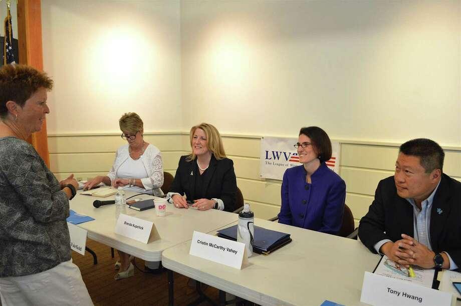 Fairfield legislators discuss frustrations with budget
