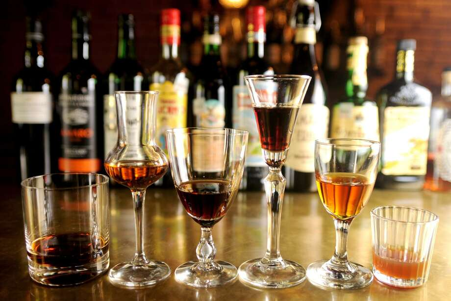 Digestifs can be a daunting category of drinks, but we're here to help make sense of all those bottles. If you have an adult beverage of choice, we have a suggestion to fit. Photo: Paul Stephen /San Antonio Express-News