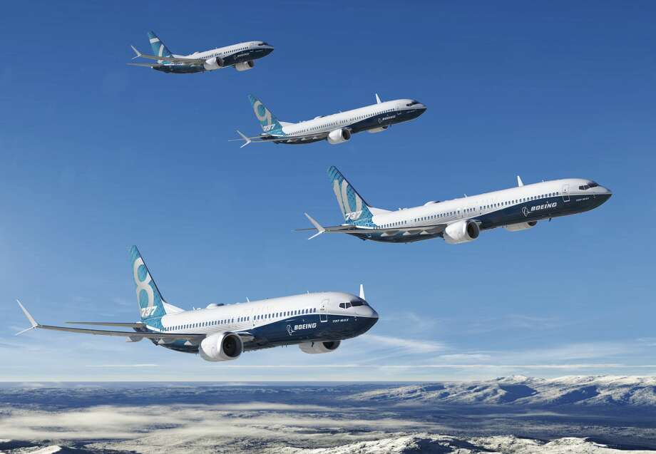 A rendering of the Boeing 737 MAX 10. Photo: Courtesy Boeing