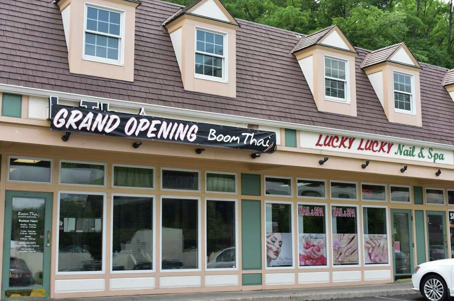 456 Main Ave. — Boom Thai is the newest arrival at 456 Main Ave. in Norwalk, slotting into the spot previously occupied by InThai Restaurant and offering a new option alongside Thai Spice just down Main Avenue. With its signature InThai Drunken Noodles dish, InThai reopens in Stamford Tuesday, June 20, 2017, at 83 Atlantic St. For its part, Boom Thai brings to Norwalk its own menu of Thai curries, entrees like tamarind duck, and of course Pad Thai. For information, call (203) 229-0073 or visit www.boomthairestaurant.com. Photo: Alexander Soule / Hearst Connecticut Media / Stamford Advocate