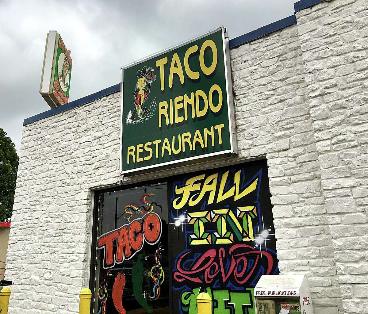 Taco Riendo on San Pedro Avenue.