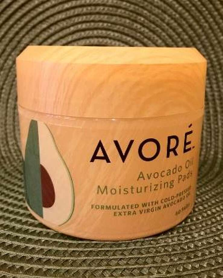 Shown is the Avoré avocado oil moisturizing product that will be presented on June 27 on QVC. Photo: Courtesy