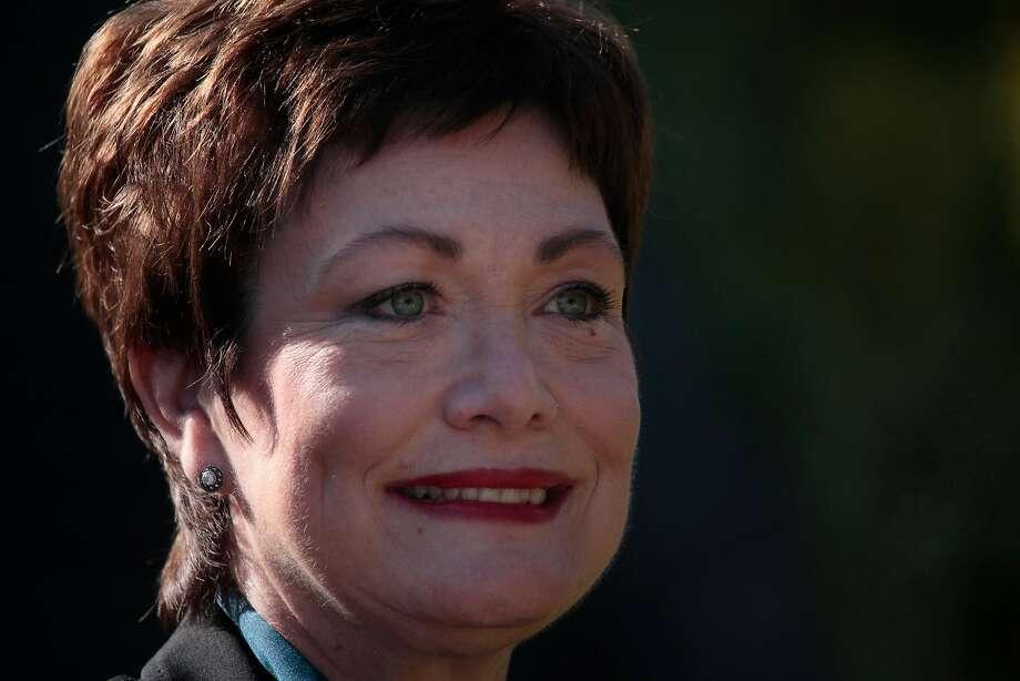 Former Rep. Ellen Tauscher, D-Pleasanton, in 2012. Photo: Lea Suzuki, The Chronicle