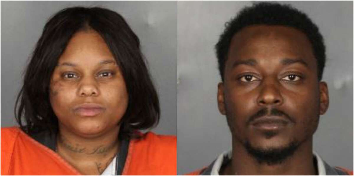 Robert Justin Cousin Jr., 29, and Atitana Charlaine Hardin, 23, were arrested Thursday on charges of engaging in organized crime. Click through to see a by the numbers look athuman trafficking in Texas.