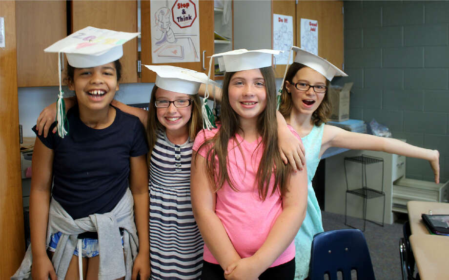 Elkton-Pigeon-Bay Port Lakers recently held a fifth grade graduation ceremony. Photo: Submitted Photos