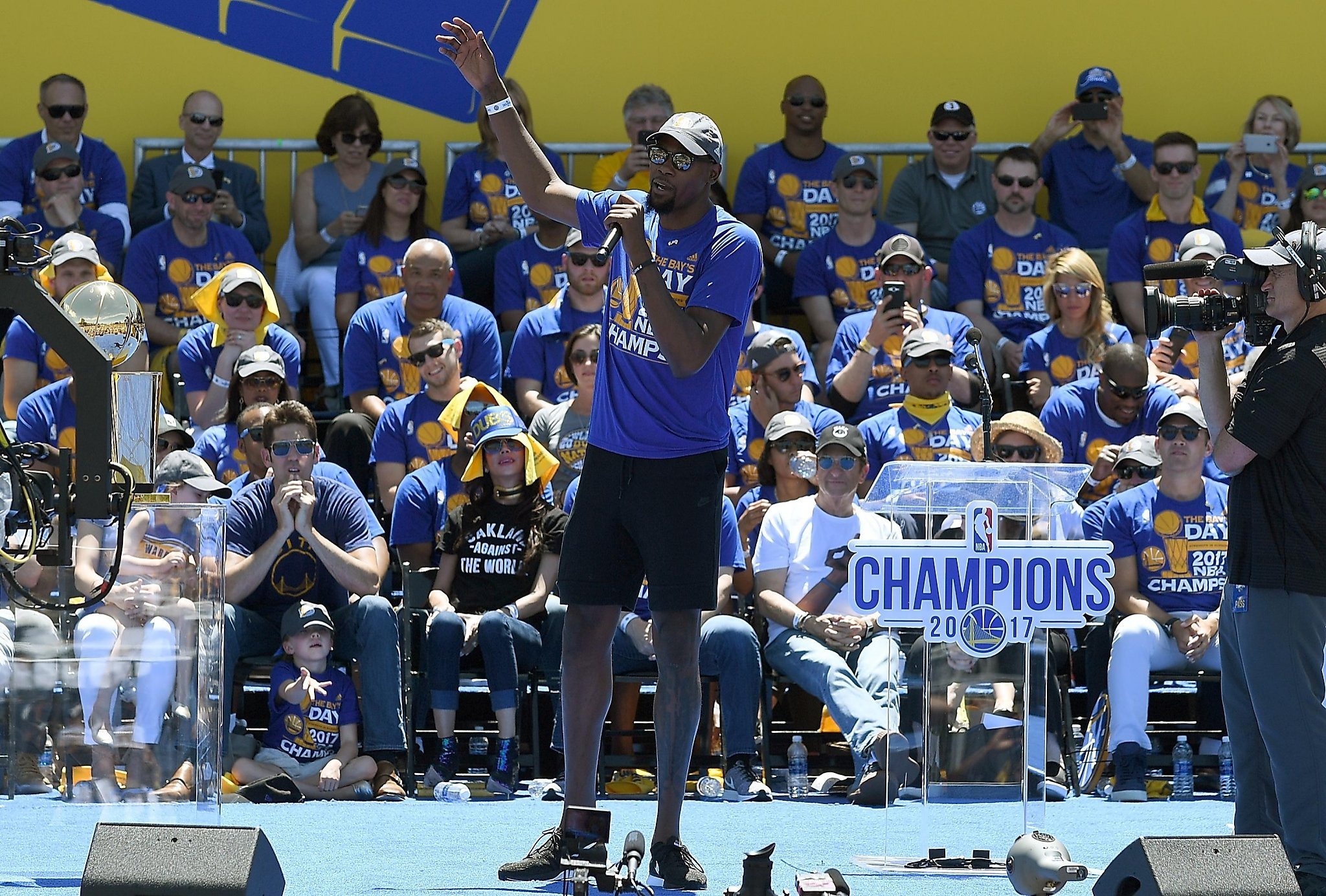 separation shoes e478a 35287 Warriors season review  Kevin Durant - SFGate