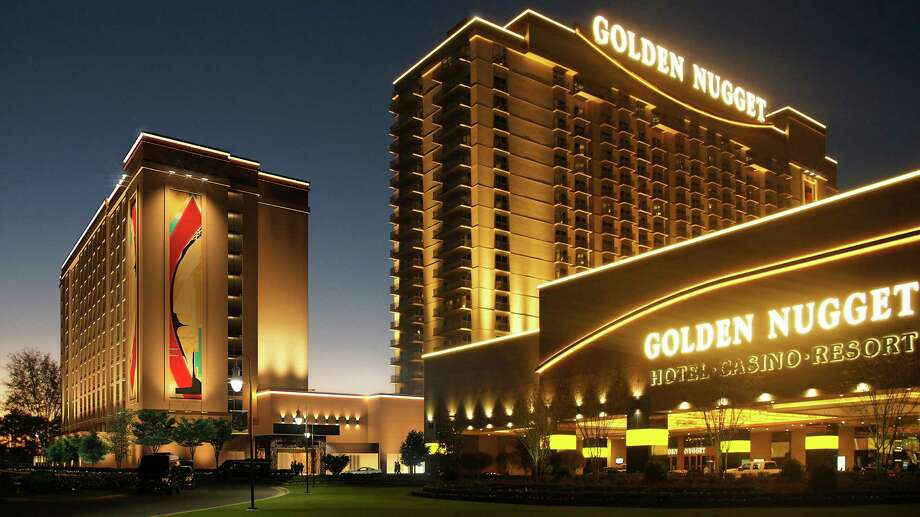 Rush Tower at Golden Nugget Lake Charles debuted in time for summer 2017. Photo: Golden Nugget Lake Charles