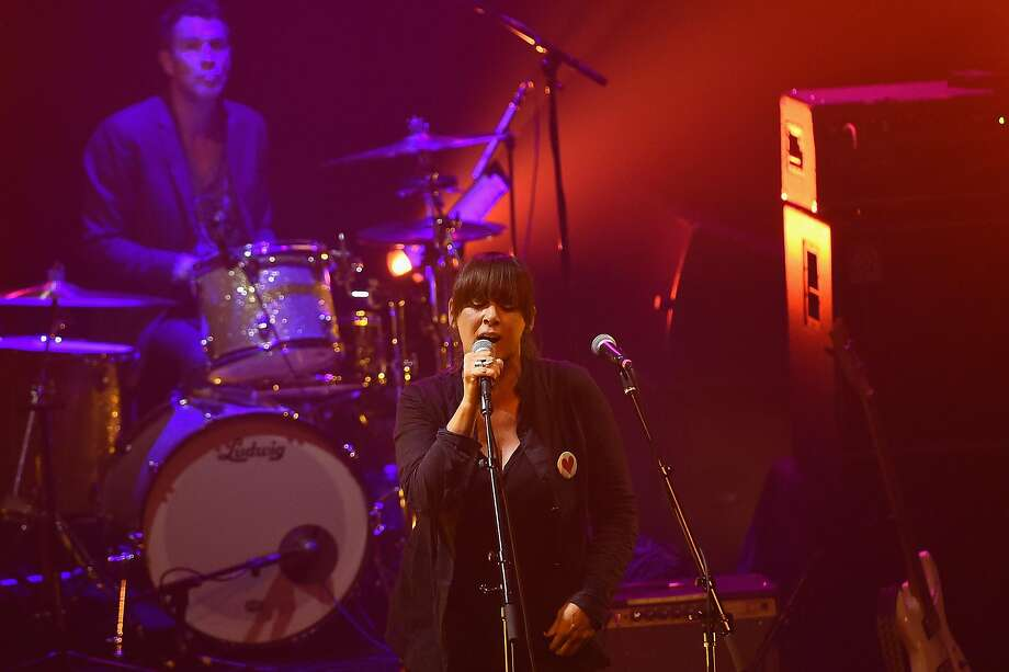 Cat Power performs Sunday, June 25, at the Fillmore. Photo: Ilya S. Savenok, Getty Images For Vulture Festiva