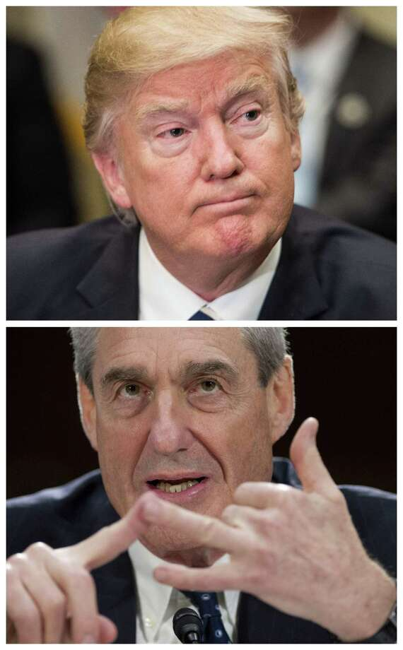 President Trump is not only having to contend with a broad investigation by Special Counsel Robert Mueller, but congressional investigation as well. One tried and true strategy: follow the money. Photo: DESK /AFP /Getty Images / AFP or licensors