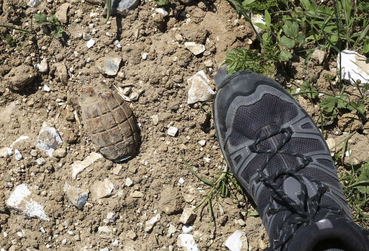 A Central Texas lake park was closed on Saturday after a 9-year-old child discovered a live grenade. Click through to see thestrange things found on Texas beaches.